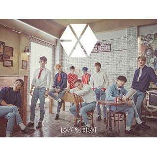 1位 Love Me Right〜romantic universe〜 - EXO.jpg