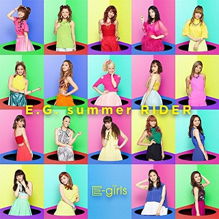 2位 E.G. summer RIDER - E-Girls.jpg